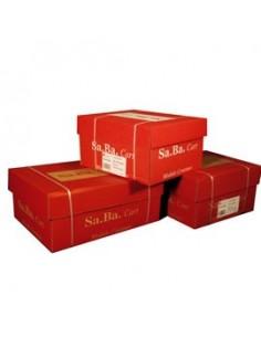 Dispenser da tavolo per nastri adesivi Scotch® C38 colorati - arancione - C38-H- C38-O-EU