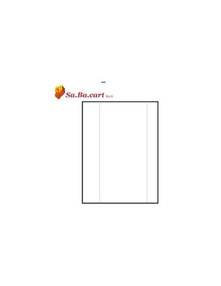 Buste imbottite colorate Bong - 22x26,5 cm - 24x27,5 cm - bianco - 12217 (conf.100)
