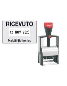 Mini mollette Leone Dell'Era - metallizzati assortiti - APM (conf.10)