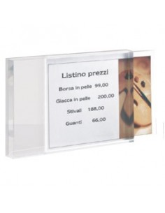 """Penna timbro Stamp Writer """"Exclusive"""" Colop - nero/cromo - blu - SW.EXCLU"""