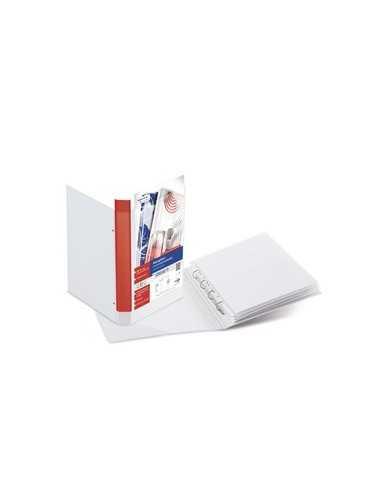 Raccoglitore STELVIO TI 25 4D A3 30x42cm libro bianco personalizzabile SEI ROTA