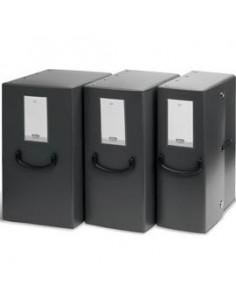 Perforatore grande capacità HD2300x Rexel - argento/blu - 2101521