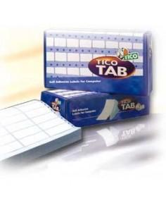 Scatola 8000 etichette adesive TAB2-1003 100x36