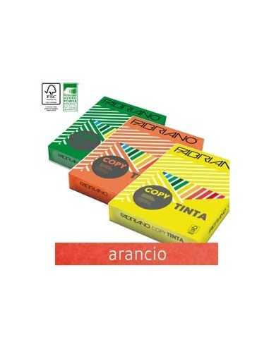CARTA COPY TINTA A3 160gr 125fg col.forti ARANCIO FABRIANO