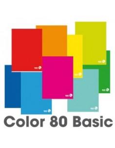 Cartoncino colorato Rismaluce Favini A4 - 140 g/mq - verde - A65D204 (risma200)
