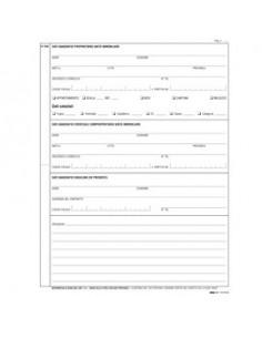 Rotolo calcolatrice Rotomar - pura cellulosa - 5,7cm - 40m - 12mm - 64mm - AEE0570040012B (conf.10)