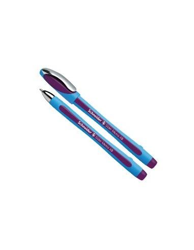 Penna a sfera SLIDER MEMO XB viola SCHNEIDER