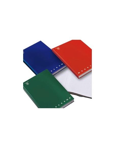 Registratore legale Unico con custodia Elba- Dorso 8- 23x33 cm - blu metallizzato - 100460529