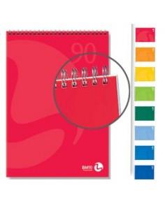 Portabadge Pushbox con cordoncino Soft Colour Durable - 5,4x8,7 cm - per 3 tessere - 8925-01 (conf.10)