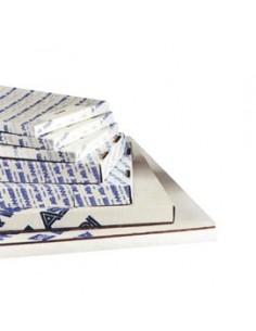 Mensola piccola in acrilico Tecnostyl - 29x7x36 cm - trasparente - PRTX98
