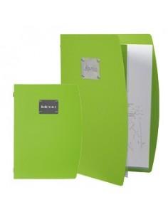 Portabadge in PVC con clip in plastica Durable - 5,4x9 cm - autolaminante - 8149-19 (conf.25)