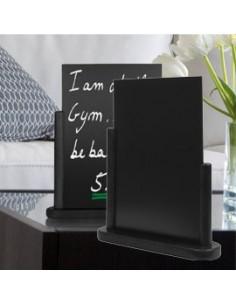 Pannelli in tessuto cornice alluminio Pergamy - 90x120 cm - verde - FA0544170-016