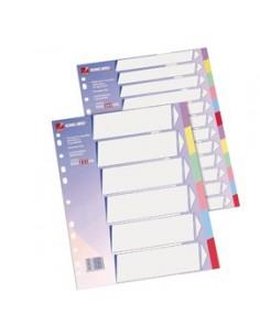 Dorsini portaposter Dorsei Sei Rota - 10 dorsini 70 cm bianco - 61007001 (conf.10)