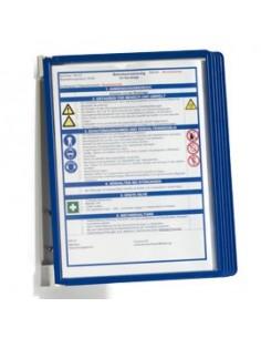 Lavagna portablocco magnetica Excellence Pergamy - 75x105 cm - nero - EA4806056-002