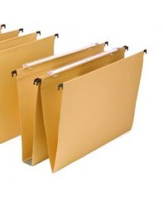 Modulo a 4 tasche f.to A4 per Espositori da muro Quick Fit System Paperflow - 40,9x9,5x65 cm - K540605