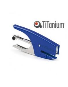 CUCITRICE A PINZA passo 6 - colore blu TiTanium