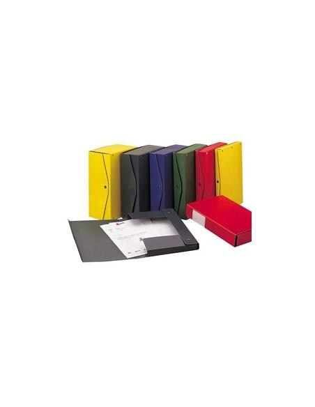 Registratore Dox 9 - Dorso 8 - 35x31,5 cm - rosso - 000212B1