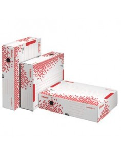 Scatola archivio SPEEDBOX dorso 150mm 35x25x15cm ESSELTE