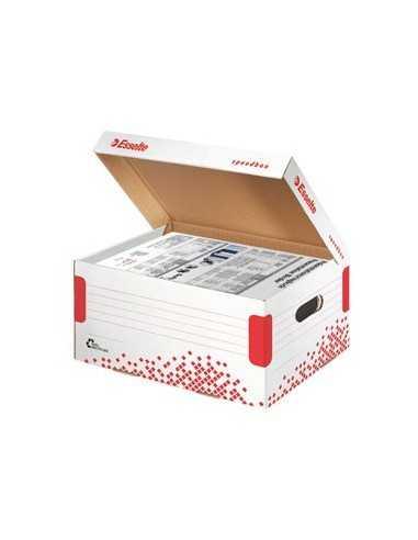Scatola container SPEEDBOX SMALL 252x355x193mm ESSELTE