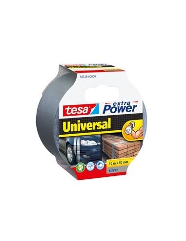NASTRO ADESIVO 10mtx50mm GRIGIO tesa® Extra Power Universal